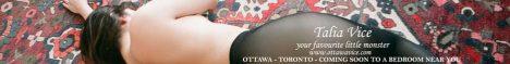Ottawa Escort Talia Vice